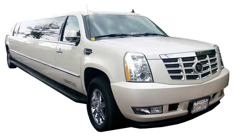 Houston Limo Service - Stretch Limo Cadillac Escalade