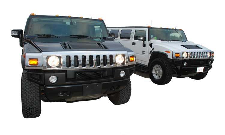 Houston Limo Service - Stretch Limo H2 Hummer