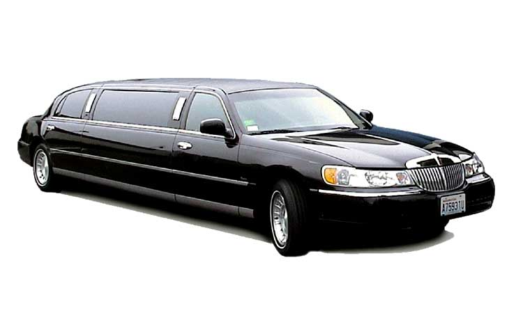 Houston Limo Service - Stretch Town Car Sedan