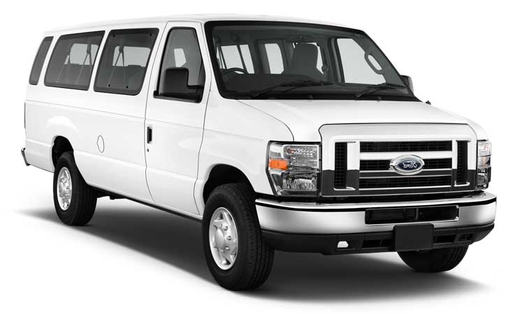 Houston Limo Service - Shuttle Van