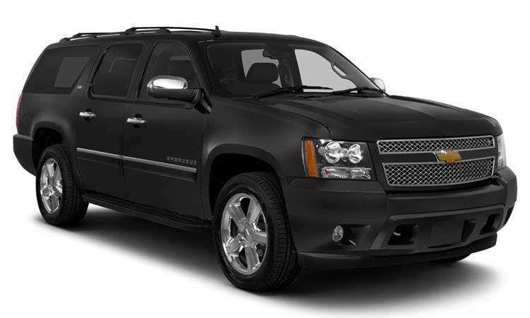Houston Limo Service - SUV Suburban