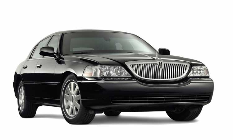 Houston Limo Service - Lincoln Town Car Sedan