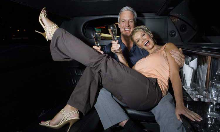 Houston Limo Service - Anniversary Transportation