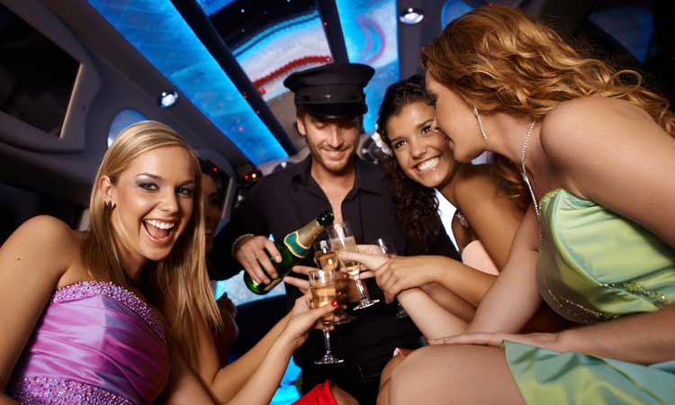 Houston Limo Service - Bachelorette or Bachelor Party