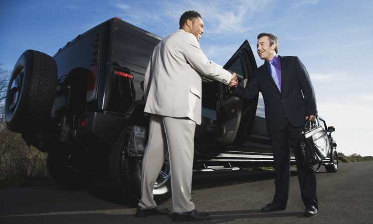 Houston Limo Service - Corporate Events