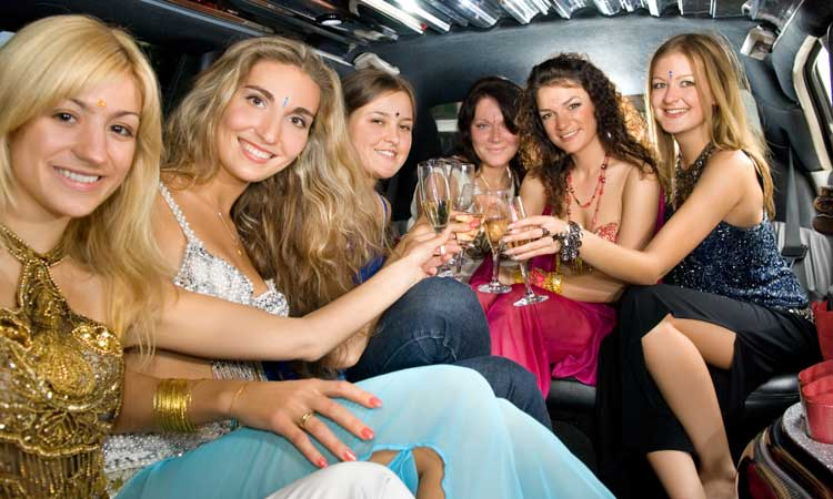 Houston Limo Service - Ladies Night Out