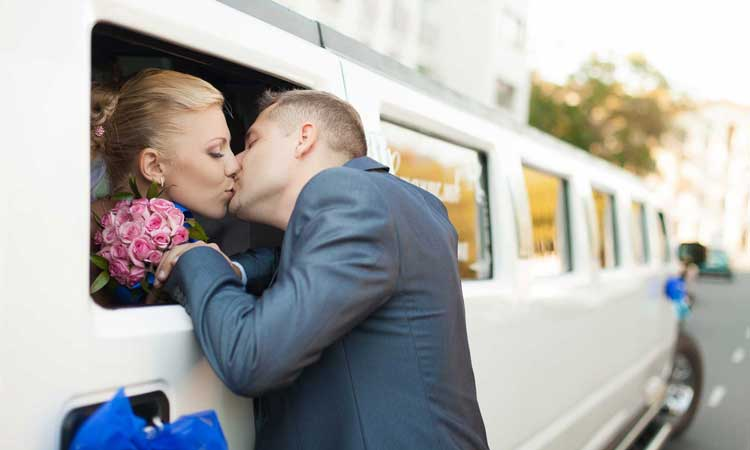 Houston Limo Service - Wedding Transportation